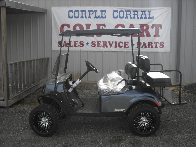 2018 E-Z-GO GAS S4 EXPRESS Golf Cart