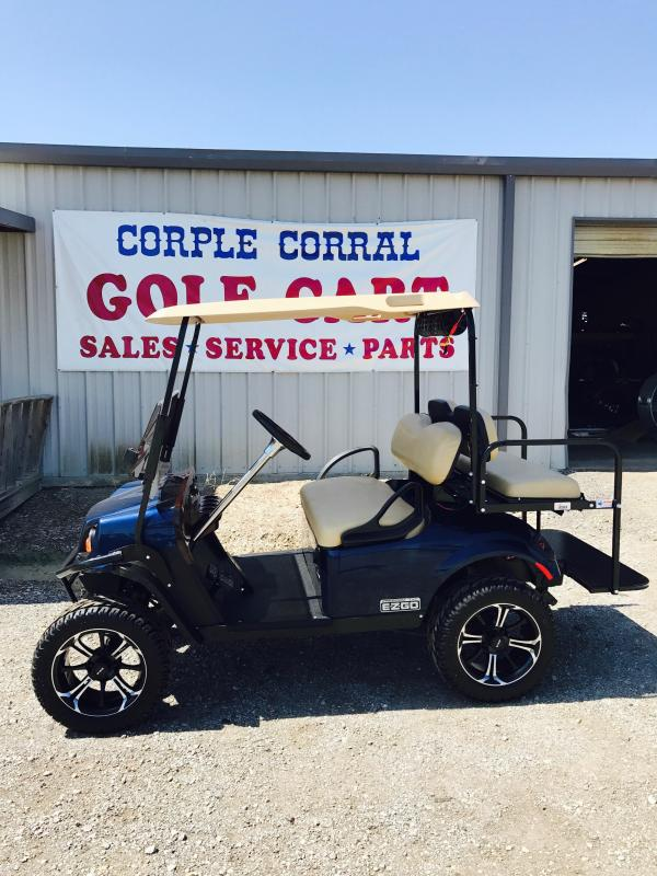 2012 E-Z-GO S4 Express golf cart carts car Golf Cart