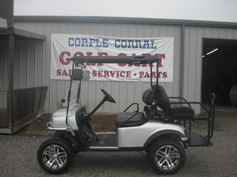 2009 E-Z-GO EZ-GO ST Sport Golf Cart