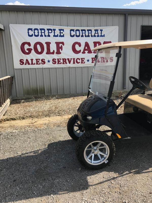 2014 E-Z-GO 48v TXT golf cart carts car Golf Cart