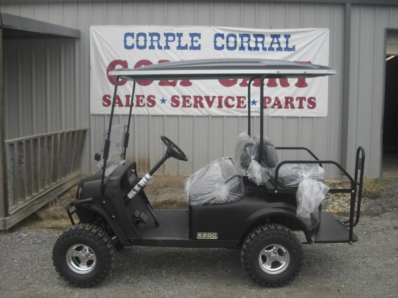 2018 E-Z-GO s4 express Golf Cart
