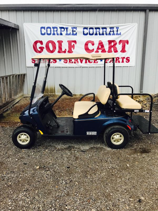 2014 E-Z-GO txt 48 volt golf cart carts car Golf Cart