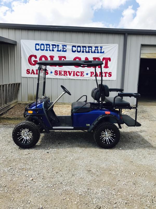 2008 E-Z-GO 48 Volt TXT golf cart carts car Golf Cart