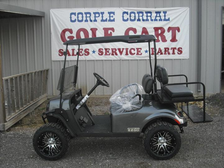 2014 E-Z-Go 48v S4 Express golf cart carts car