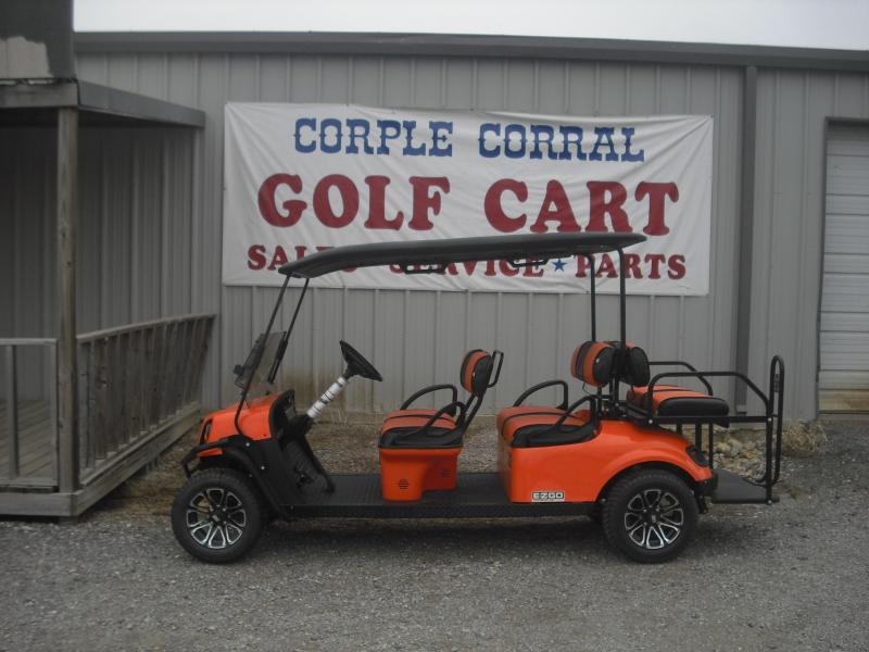 2017 E-Z-GO 6 pass s4 express Golf Cart