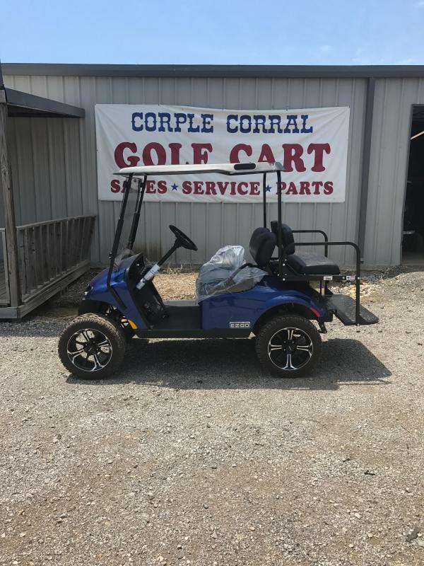 2018 E-Z-GO TXT Golf Cart carts car