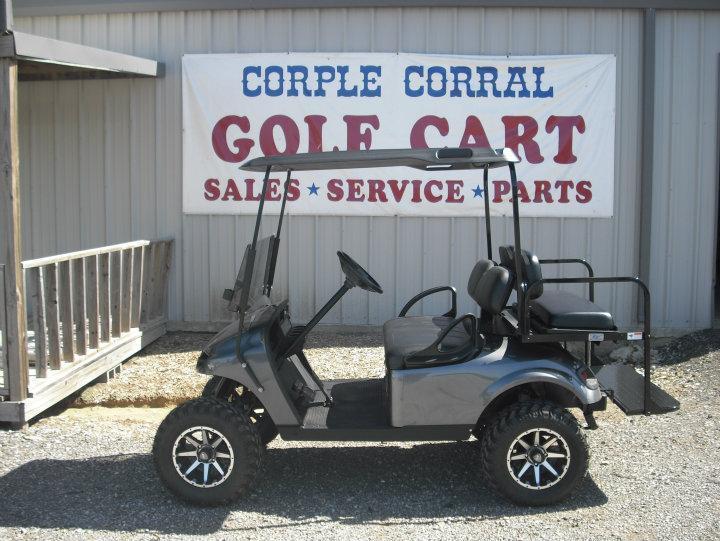 2014 E-Z-Go EZ-GO TXT 48 VOLT Golf Cart
