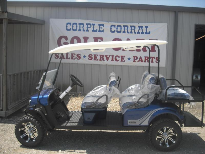 2019 E-Z-GO l6 exspress 72 volt golf cart carts car Golf Cart