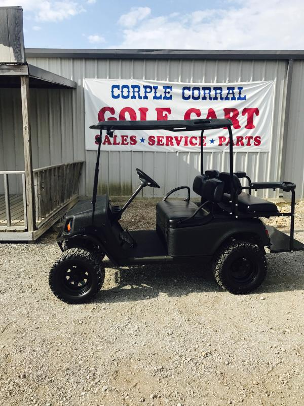 2009 E-Z-GO S4 Express golf cart carts car Golf Cart