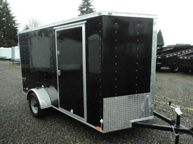 2018 Cargo Mate E-series 6x10 Enclosed Cargo Trailer