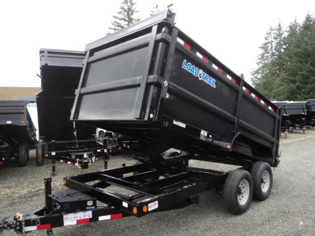 2017 Load Trail 7X14 14K w/Tarp Kit/4ft High Sides/Tarp Kit/Ramps