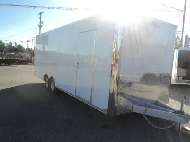 2018 Cargo Mate RLA8524TA3 Enclosed Cargo Trailer