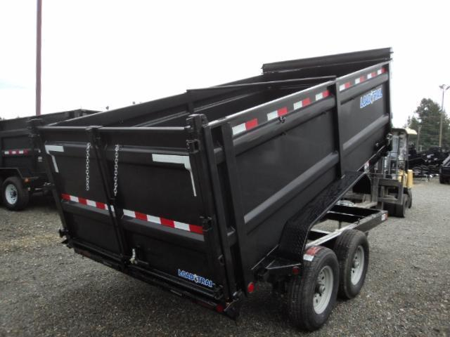 2018 Load Trail 7X14 14K w/Tarp Kit/4ft High Sides/Tarp Kit/Ramps