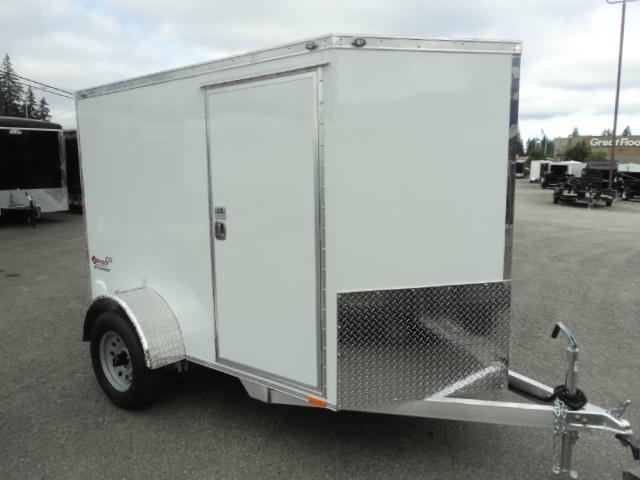 2017 Cargo Mate EHWA58SA Enclosed Cargo Trailer