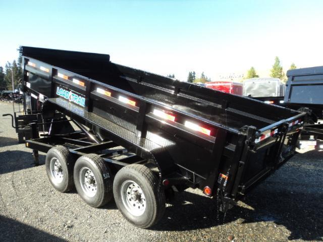 2018 Load Trail 7X16 21K Dump With Scissor Lift/Tarp Kit/Ramp[s