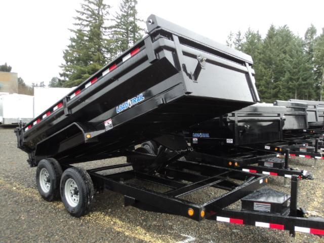 "2018 Load Trail 7X14 14K w/24"" King Size Sides/Tarp Kit/Ramps/Scissor lift"