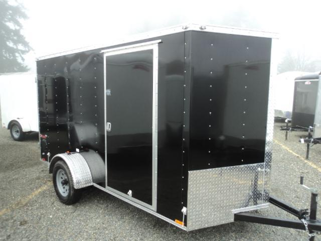 2018 Cargo Mate E-series 6x12 Enclosed Cargo Trailer