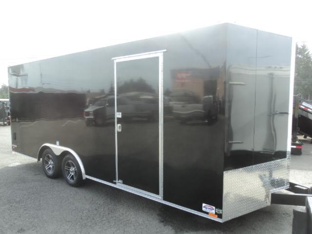 """2018 Cargo Mate E-series 8.5X20 7K with 6"""" Additional Height"""