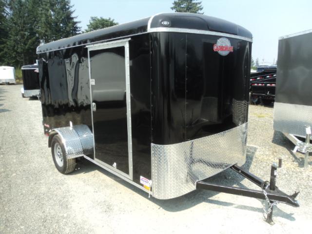 2018 Cargo Mate Blazer 6X12 Enclosed Cargo Trailer