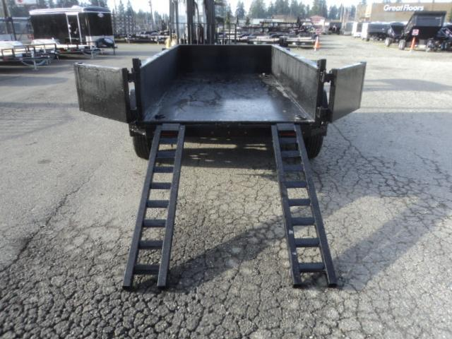 2019 X-On 5X10 5K Dump Trailer w/Tarp Kit/Ramps++