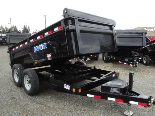 "2018 Load Trail 6X12 10K w/Tarp Kit/24"" sides/Ramps"