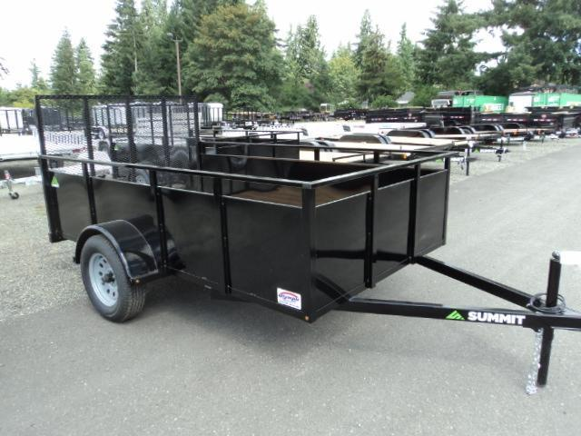 2018 Summit Alpine 6X10 Utility Trailer