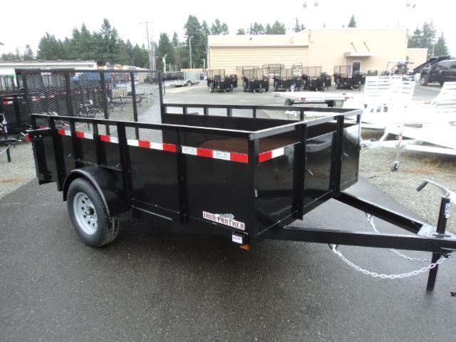 2016 Iron Panther LT6.5X10 Utility Trailer
