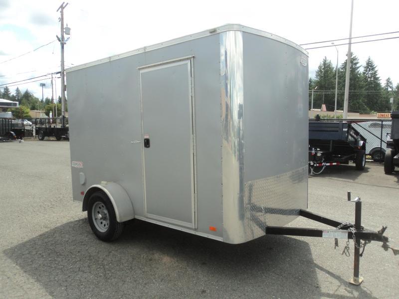 2015 Bravo Trailers 6x10 Enclosed Cargo Trailer