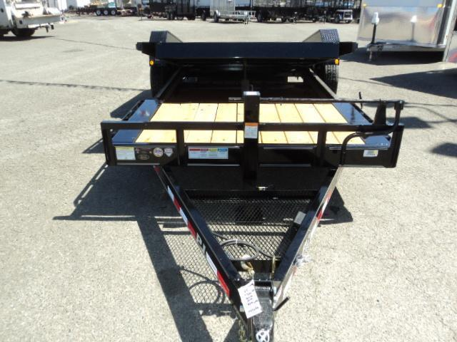 2017 PJ Trailers 7X20 HD 14K Equipment Tilt