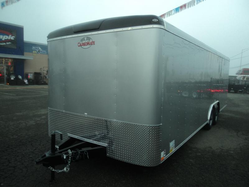 2020 Cargo Mate Blazer 8.5X20 7K w/Ramp Door/D-Rings