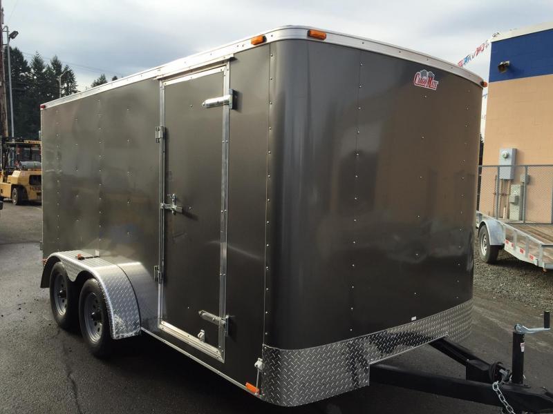 2016 Cargo Mate CH714TA2 Enclosed Cargo Trailer