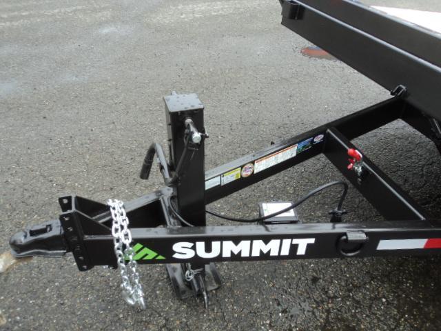 """2018 Summit Denali Pro 6"""" 7x20 14K Tilt w/Removable Fenders"""