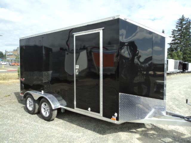2017 Cargo Mate EHWA714TA2 Enclosed Cargo Trailer