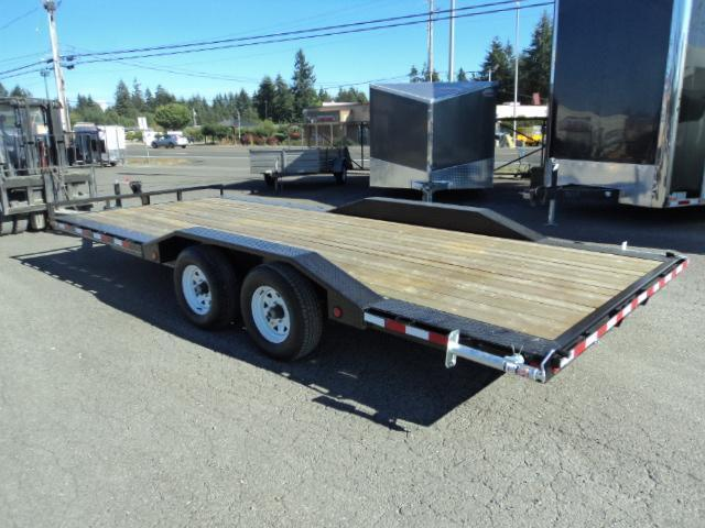 2018 PJ Trailers 8.5X20 10K Channel Buggy Hauler