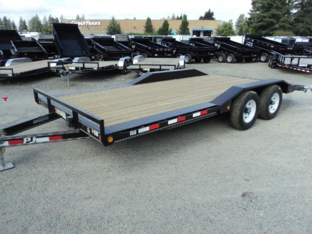 2018 PJ Trailers 8.5X20 10K Channel Buggy Hauler Trailer