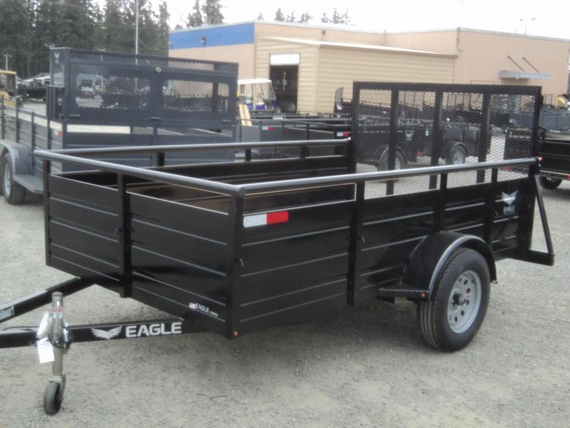 2018 Eagle Ultra Classic 6x10 with Swing Jack Utility Trailer
