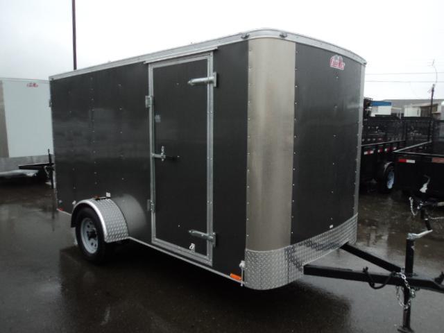 2018 Cargo Mate Challenger 6X10 w/Rear Ramp Door