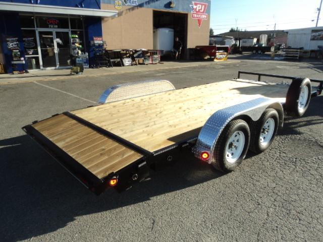 2019 PJ Trailers 7x18 7K Car / Racing Trailer
