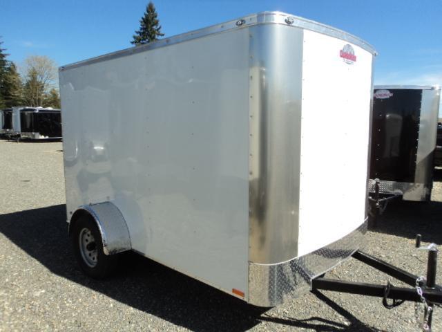 2017 Cargo Mate 6X10 SA Enclosed Cargo Trailer