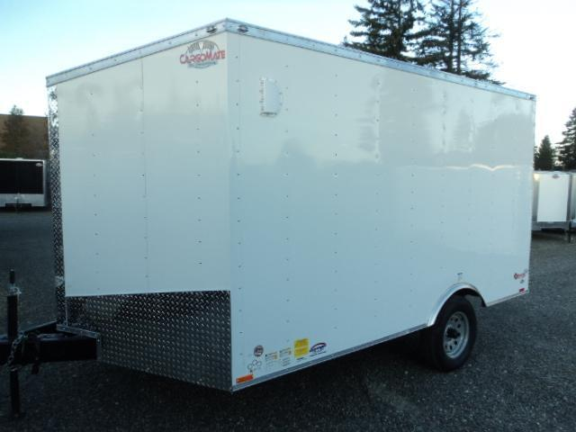2017 Cargo Mate EH812SA Enclosed Cargo Trailer