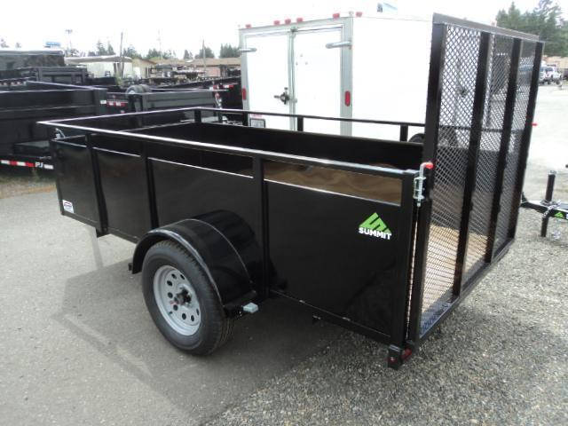 2020 Summit Alpine 6X10 Utility Trailer