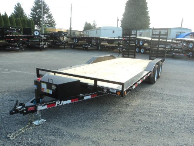 2018 PJ Trailers 8.5x20 Channel Buggy Hauler Trailer