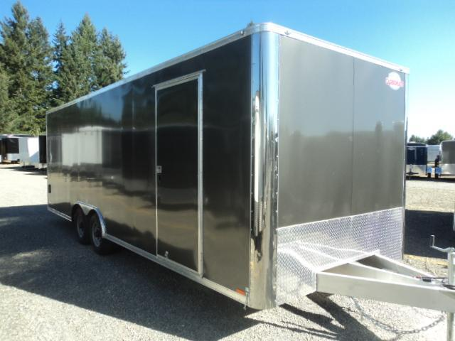 2018 Cargo Mate EHWA8.524TA3 Enclosed Cargo Trailer
