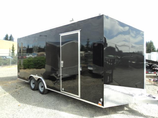 2017 Cargo Mate EHWA8.520TA2 Car / Racing Trailer