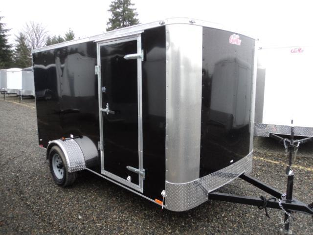 2018 Cargo Mate Challenger 6x12 Enclosed Cargo Trailer