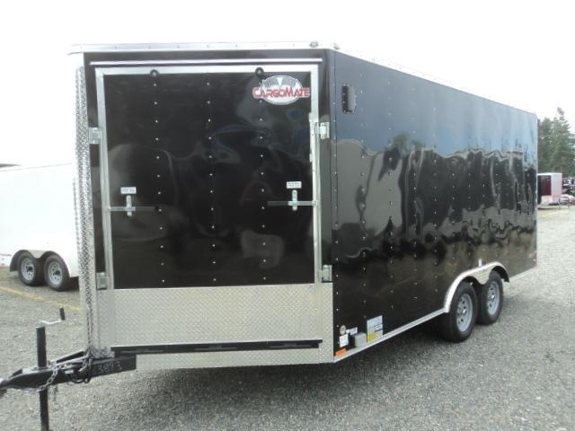 2017 Cargo Mate EH816TA2 Enclosed Cargo Trailer