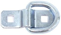 ZINC BOLT ON ROPE RING