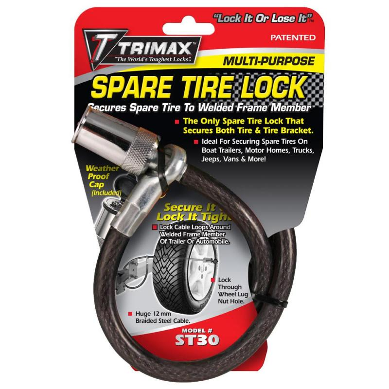 ST30 SPARE TIRE CABLE LOCK