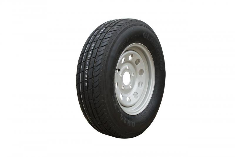 ST205/75/R15 LOAD TRAIL SPARE TIRE