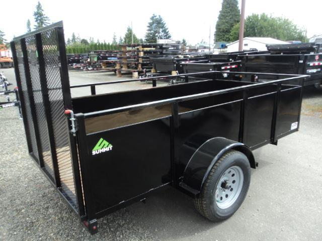 2017 Summit Alpine 6X10 Utility Trailer